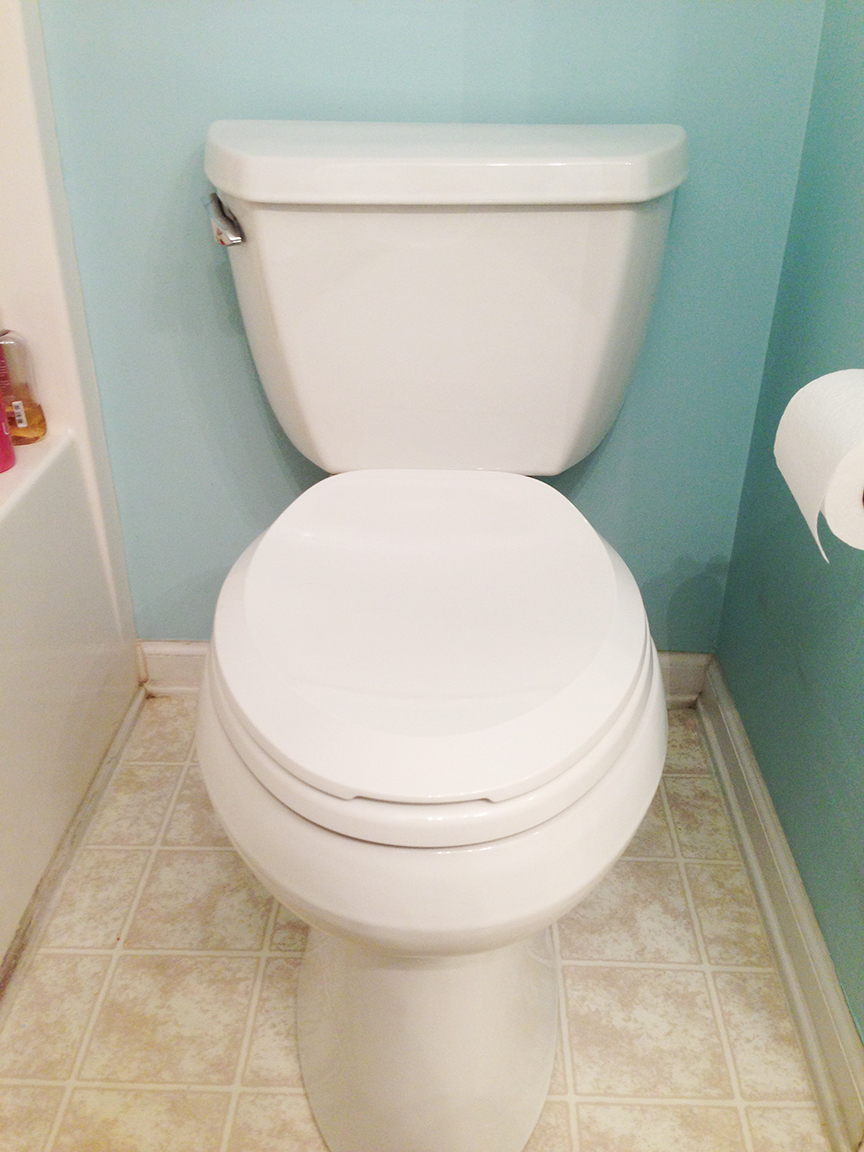 How to Install a Toilet in 53 Easy Steps   johnlocklair.com